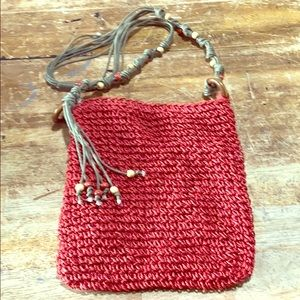 Sun & Sand Weaved Bag